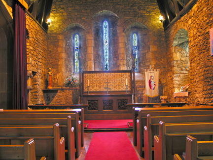 The Medieval Lady Chapel